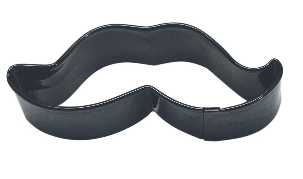 By AH -Cookie Cutter -MOUSTACHE -Κουπ πατ Μουστάκι 10εκ