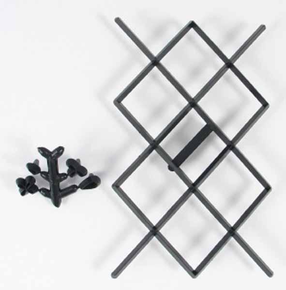 Patchwork Embossing Tool -LARGE QUILTED PATTERN -DIAMOND SIDE DESIGN -Εργαλείο για ανάγλυφο σχέδιο Μεγάλο Καπιτονέ/Μεγάλο Διαμάντι