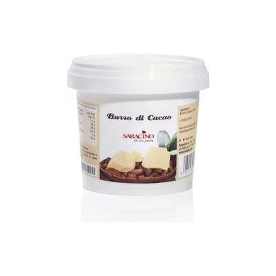 Saracino Cocoa Butter -Βούτυρο Κακάο 200γρ