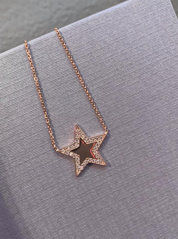 Starlight Fashion Necklace