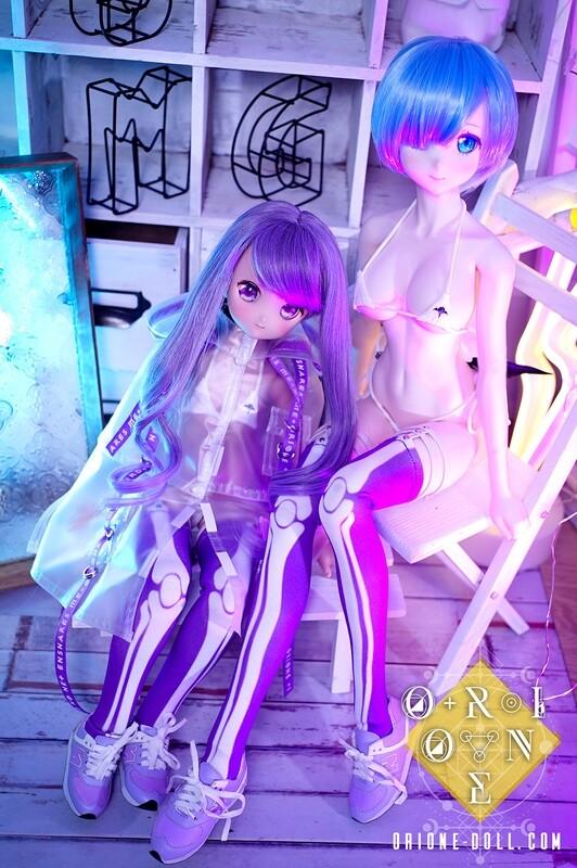 [DD L Bust / MDD] Gargoyle (Purple)