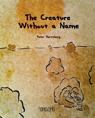 The Creature Without a Name - Text-free Picture Book PDF (ENG / SWE / ESP / FiN)
