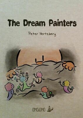 Dream Painters - Text-free Picture Book PDF (ENG/SWE/ESP/FiN)