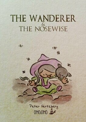 The Wanderer and the Nosewise - Picture Book PDF (ENG/SWE)