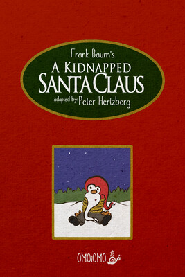 A Kidnapped Santa Claus - Comic Book PDF (ENG/SWE)