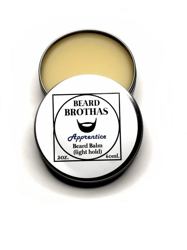 Beard Brothas Beard Balm Moisturizer. Apprentice Scent.