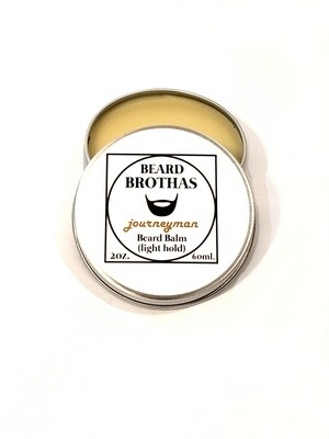 Beard Brothas Beard Balm Moisturizer. Journeyman Scent.