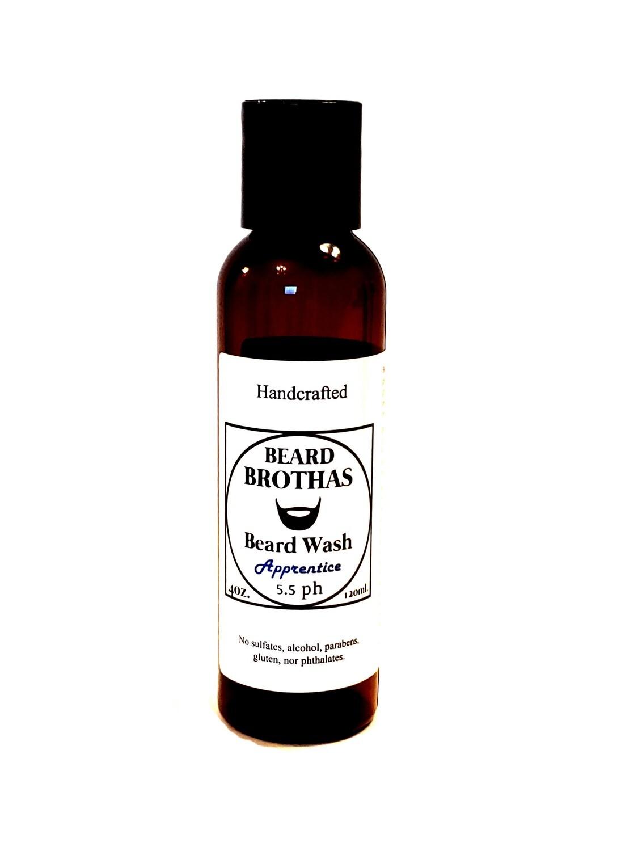 Beard Brothas Beard Wash. Sulfate Free. Apprentice Scent