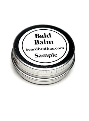 Bald Head Balm Sample
