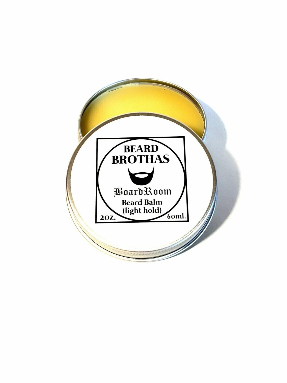 Beard Brothas Beard Balm Moisturizer. Board Room Scent.