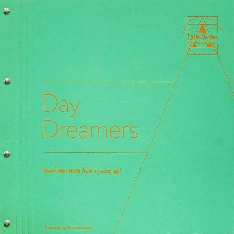 Architector Little Genius Day Dreamers