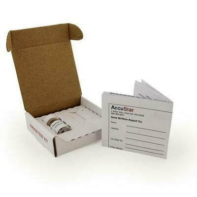 Accustar Radon in Water Test Kit