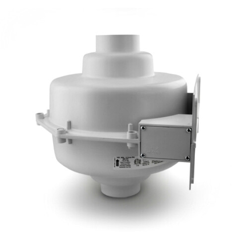 RadonAway GP201 Radon Mitigation Fan