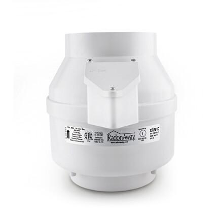 RadonAway XR261 Radon Mitigation Fan