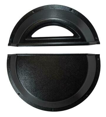 SALE ABS 2-Part Dome Sump Cover
