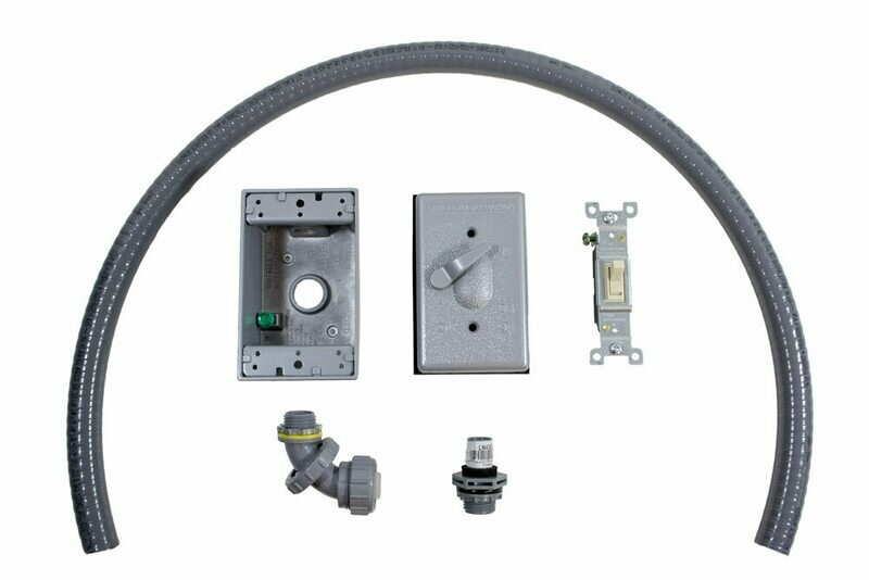 Outdoor Electrical Kit