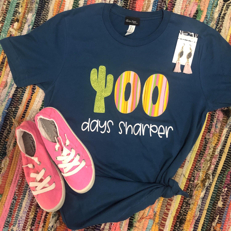 100 Days Sharper