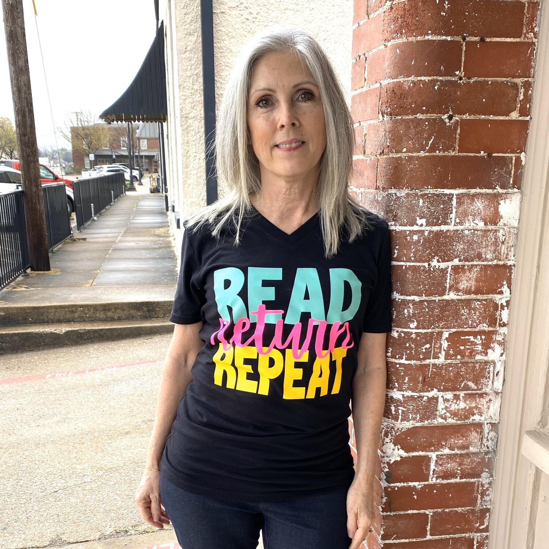 Read, Return, Repeat