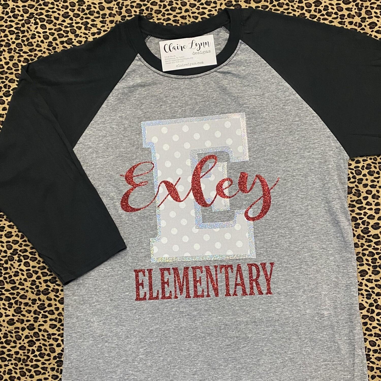 Exley Raglan Shirt