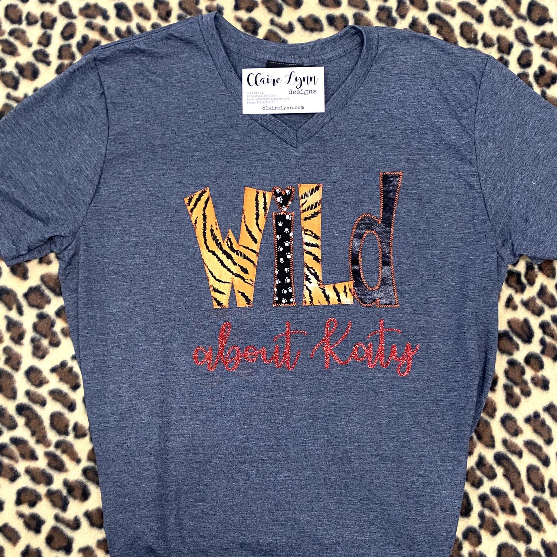 Katy Elementary Wild Shirt