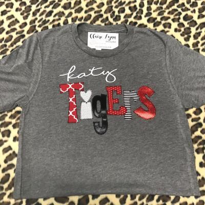 Katy Elementary Tiger Shirt
