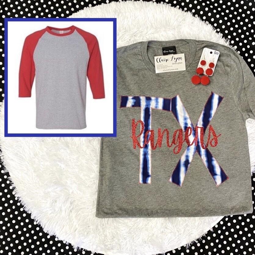 TX Rangers Shirt