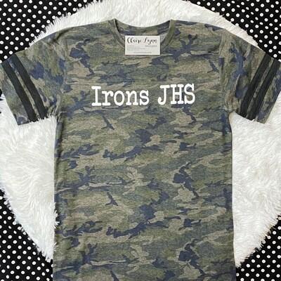 Irons Camo