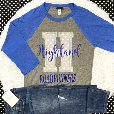 Highland Polkadot H