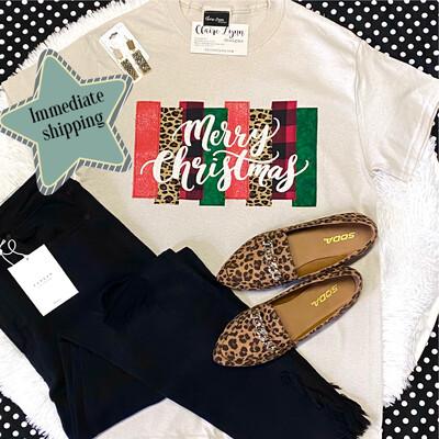 Merry Christmas Strips