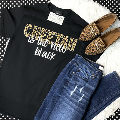Cheetah Is The New Black