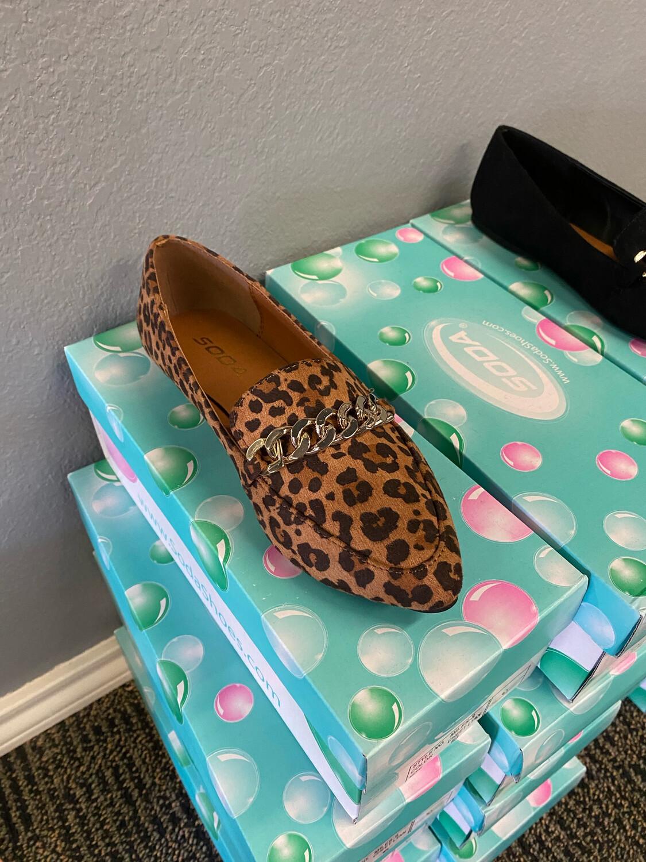 Cheetah Loafer