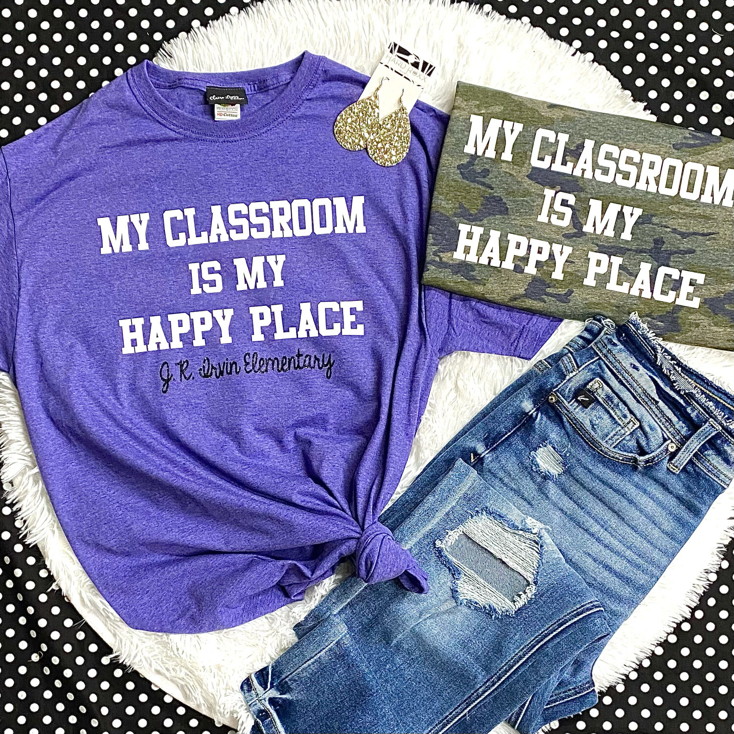 My Classroom Is My Happy Place