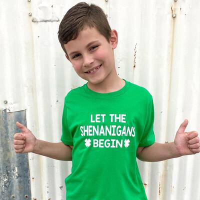 Shenanigans Youth Tee