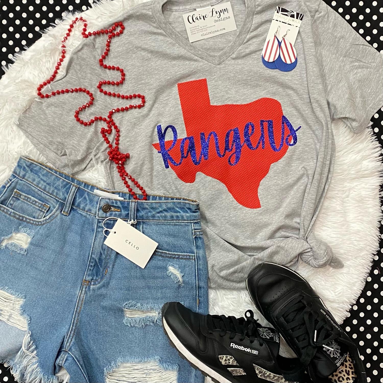 TX Texas Rangers