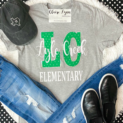 LC Big Letter