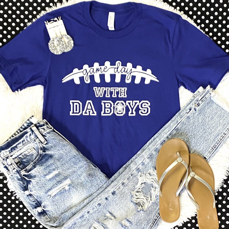 Game Day With Da Boys