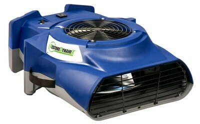 RDX 1000 Low Profile Airmover, Blue