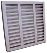 Pleated Filter, 16X16x2, Merv 8