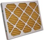 Pleated Filter, 20X16x2, Merv 8