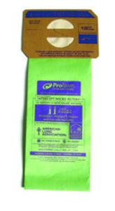 Intercept Microfilter Bag, 1500XP Upright, 10 pk