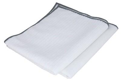 Microfiber Towels (12 Pk 16X16), White