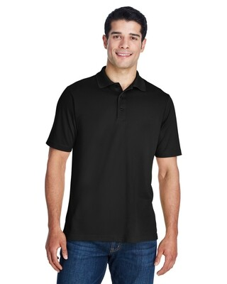 Men's One Color Performance Polo