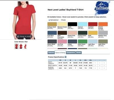 Women's Short Sleeve Scoop Neck Cotton