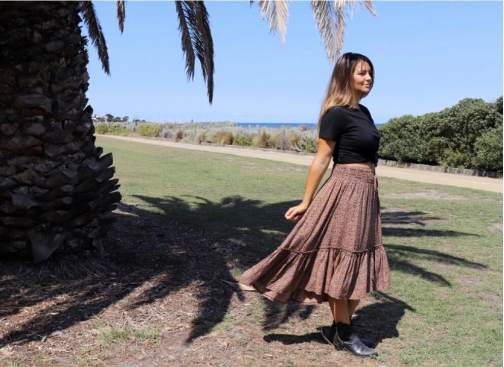 Laguna skirt
