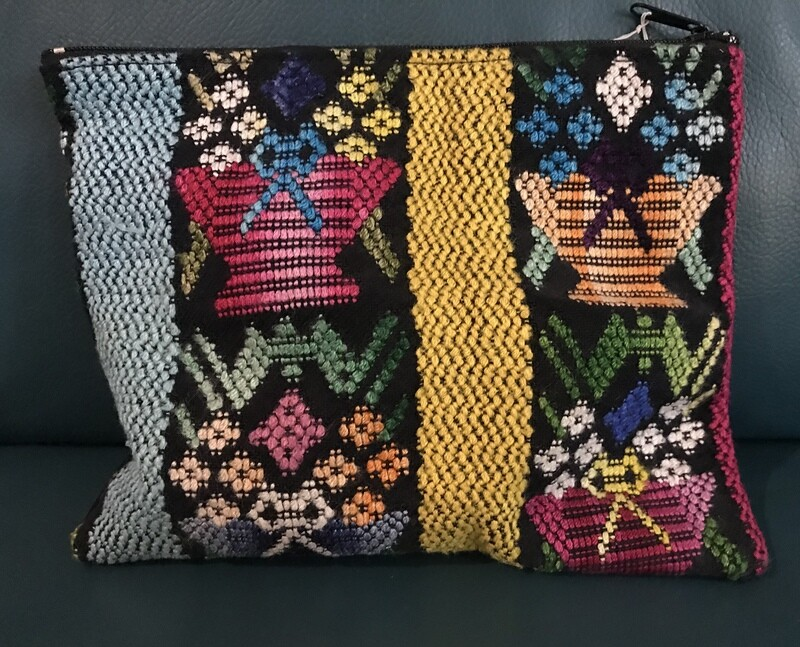 Fair Trade Woven pouches