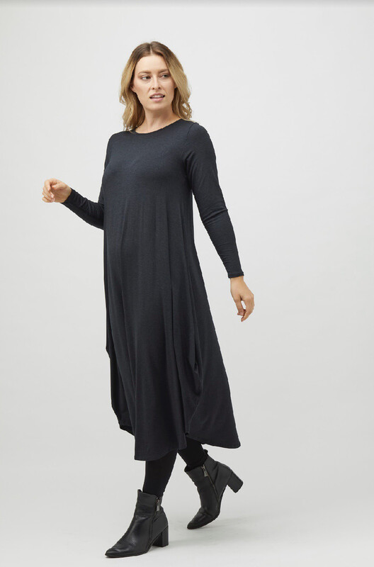 Long sleeve Tri Dress