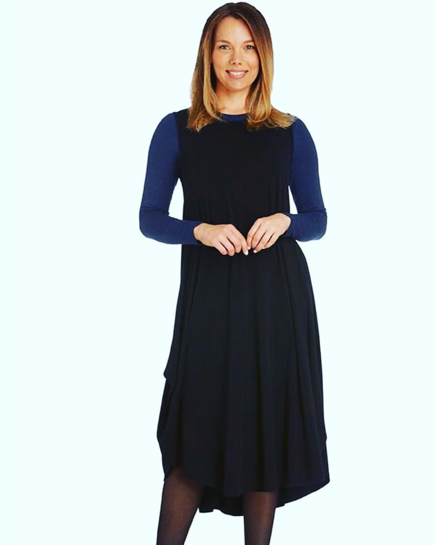 Sleeveless Tri Dress