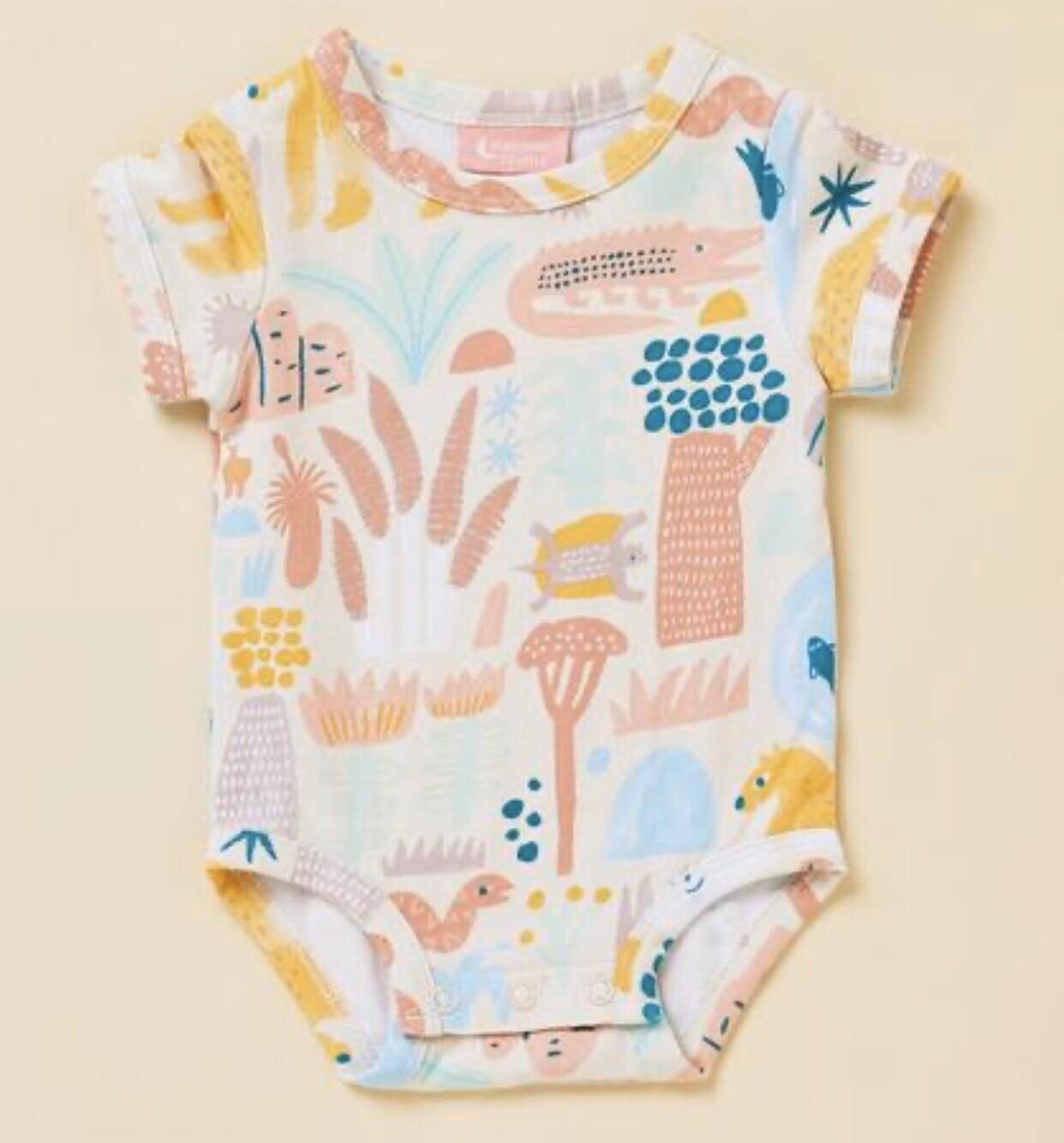 Sunset Kakadu Summer Suit