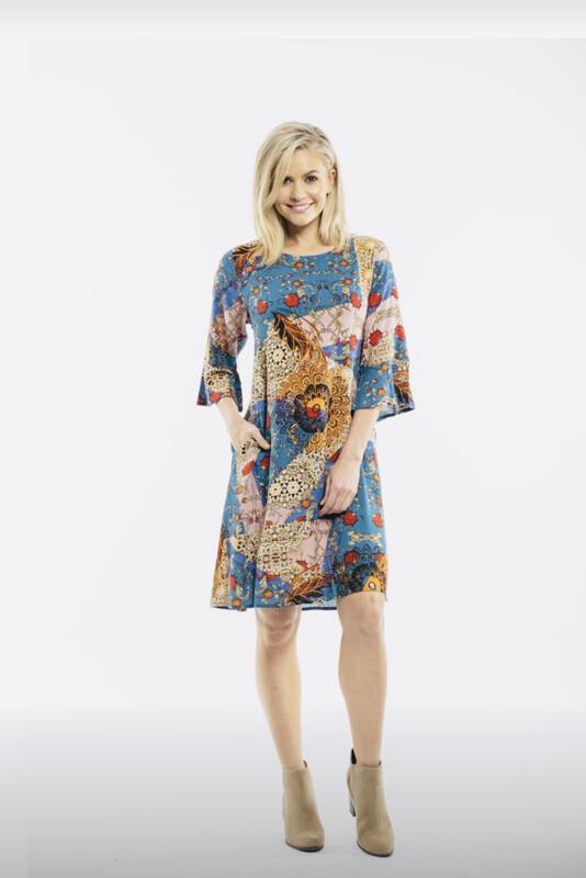 Santa Maria Contemporary Dress