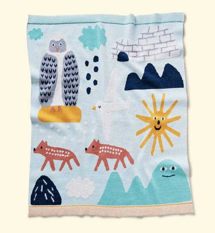 Cotton Baby Blanket
